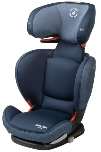Maxi-Cosi RodiFix Booster Car Seat Child Safety Air Protect Nomad Blue NEW