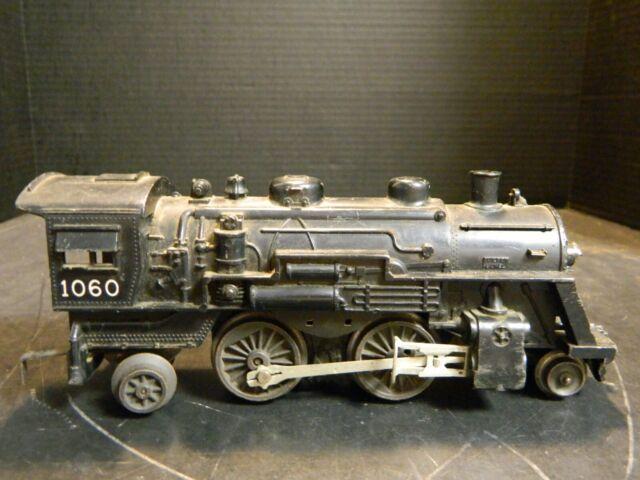 Lionel Trains Steam Engine 1060 O Gauge