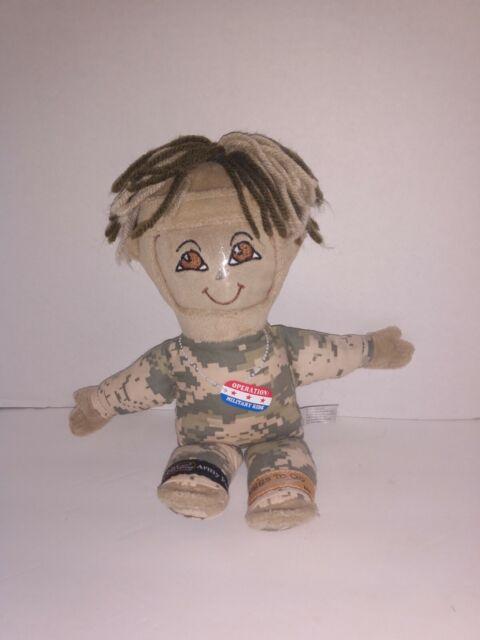 Mommy Frames: Army Military Mommy Daddy Mom Dad Photo Frame Doll Plush