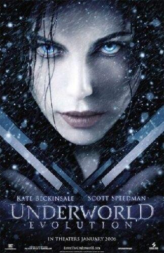 1 of 1 - Underworld - Evolution (DVD, 2006)