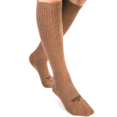 Mongolian Camel Wool Knee-High Women/'s Socks Warm Size M 6-8 Not Itchy 36-38