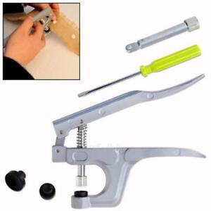 Snap-Pliers-150-Set-T5-Plastic-Resin-Press-Stud-Button-Fastener-Cloth-Tool-Kits