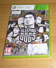 Jeu XBOX 360  - Sleeping dogs
