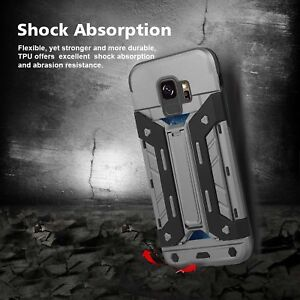 For-Samsung-Galaxy-S9-S8-Plus-Note-8-Defender-Case-Shockproof-Slim-Armor-Cover