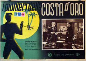 EXOTIC-AVENTURE-The-Sun-Never-Sets-DOUGLAS-FAIRBANKS-1939-FOTOBUSTA-ROWLAND-LEE