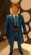 Doctor Who 5 inch blue 6th Doctor figure from Real Time SDCC Colin Baker