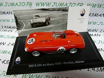 MAS11S voiture 1//43 LEO models GHIBLI 2013 MASERATI collection