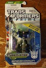 Transformers Prime Cyberverse Breakdown Legion Class  - MOSC