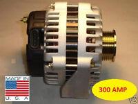 300 Amp Gmc Alternator Sierra Yukon Xl C3500hd High Output 99-02