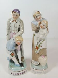 Pair-Of-Conta-amp-Boehme-Figurines-Appr-16-5cm-Tall