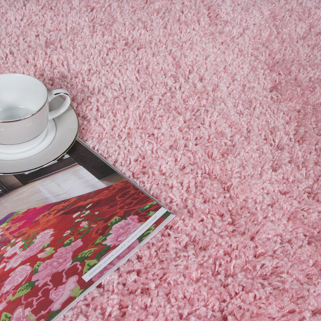 Moelleux doux vibrant chambre shaggy tapis facile à nettoyer non non nettoyer hangar petit chevet tapis uk e7b6b7