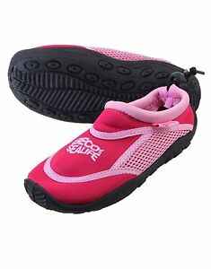 Beco-SeaLife-Swim-Shoes-Childs-Kids-Foot-Protection-PINK-Pool-Beach-Size-UK-13-1