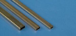 Metal-Manualidades-Mks-8268-Rectangular-Tubo-de-Laton-3-16x3