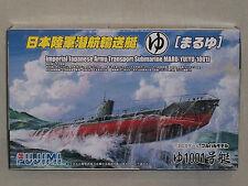 Fujimi 1/350 Scale Imperial Japanese Navy Transport Submarine Maru-Yu(Yu-1001)