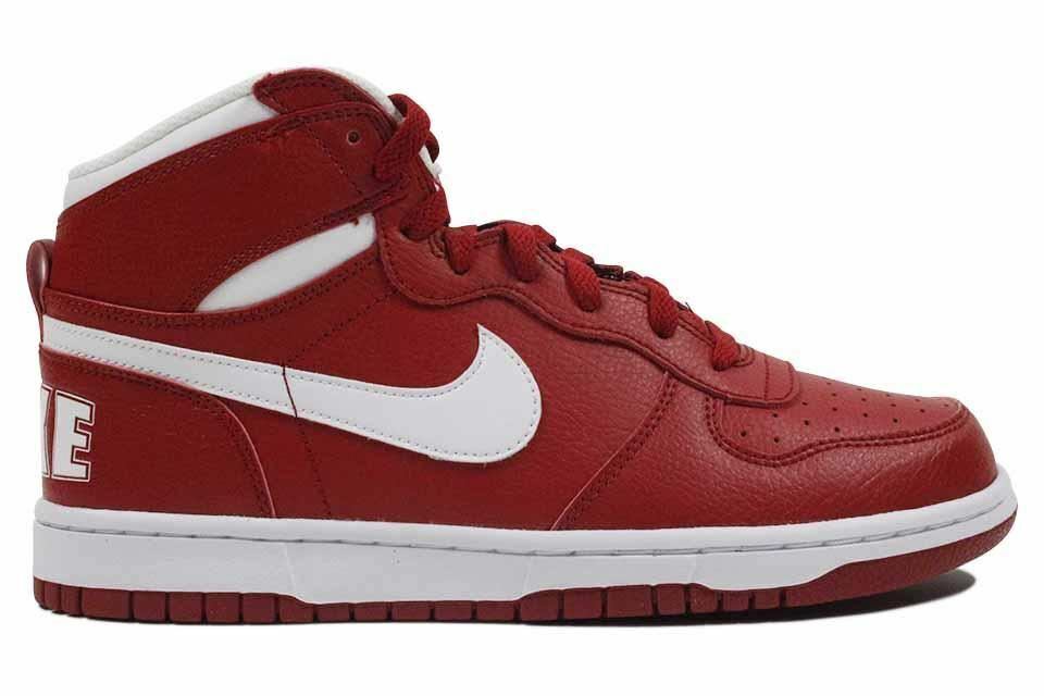 Big Nike High  Gym rot