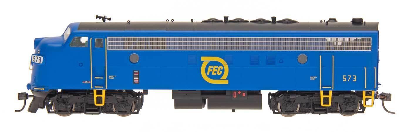 Intermountain Ho 49905 (s) de Florida East Coast Azul FP7 Locomotora