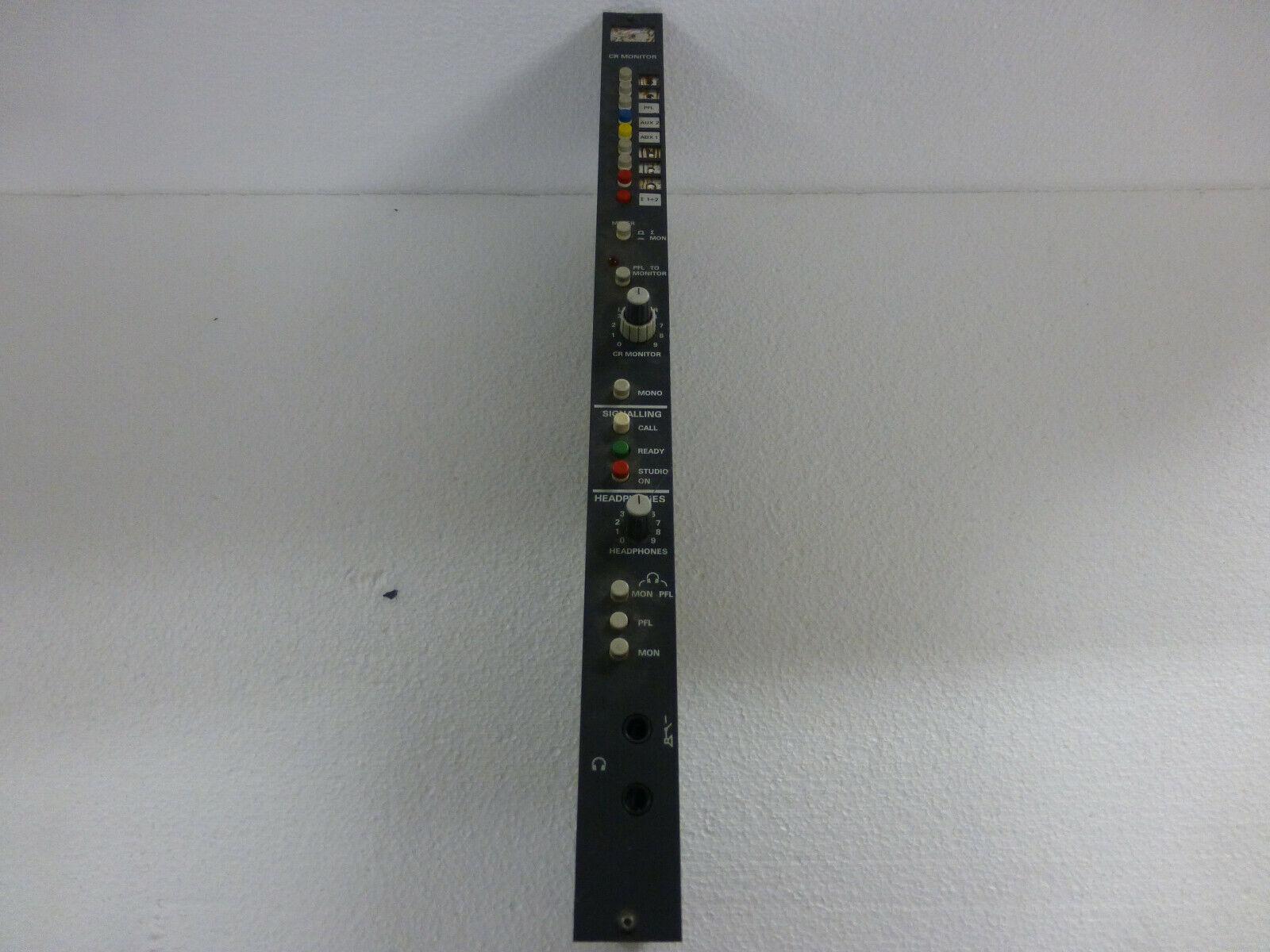 Studer 961   962 CR Monitor Modul 1.960.420.81