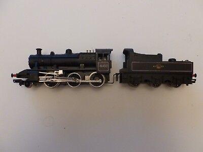 Cordiale Vintage Model Railway Engine In Good Working Order Plus Coal Tender Forma Elegante