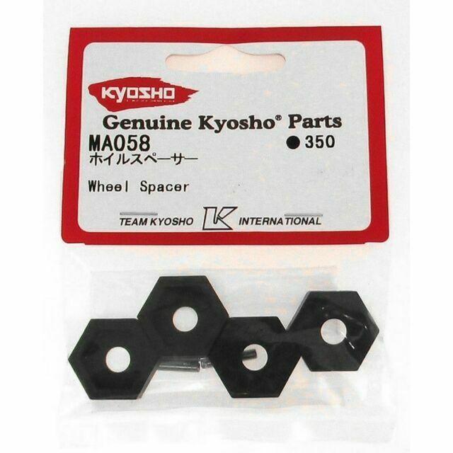 NEW KYOSHO 1//8 MFR Nitro Mad Force Wheel Spacer MA058