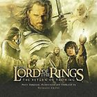 The Lord of the Rings: The Return of the King [Original Soundtrack] by Howard Shore (Composer) (CD, Nov-2003, Reprise)
