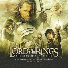The Lord of the Rings The Return of the King  Soundtrack