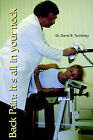Back Pain: Its Cause and Solution by David B Tuchinsky (Paperback / softback, 2000)