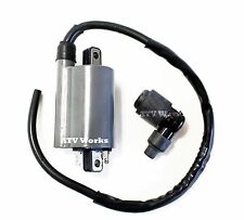 John Deere Ignition Coil Replaces AM120732 w/ OEM PLUG CAP 21130-2060