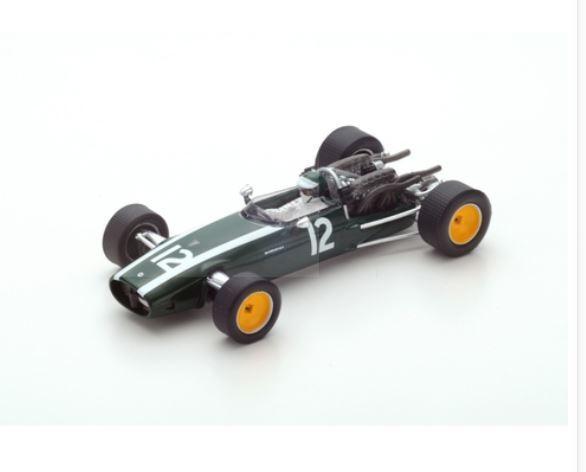 Cooper T81B - Jochen Rindt  - Dutch GP 1967  12 - Spark  promotions passionnantes