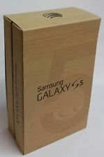 New Samsung Galaxy S5 SM-G900A - 16GB Charcoal Black (AT&T) UNLOCKED Smartphone