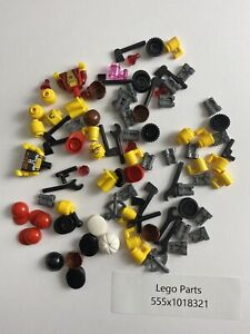 LEGO Minifigura RICAMBI/PEZZI Bundle job lotto nuovi strumenti del tronco CITY accessori