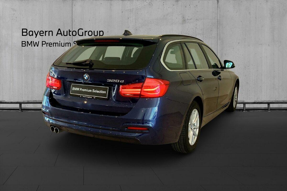 BMW 320d Touring Executive aut.