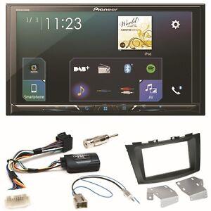 Pioneer-SPH-DA230DAB-CarPlay-Android-Auto-Einbauset-fuer-Suzuki-Swift-Sport-FZ-NZ
