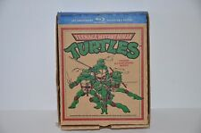Teenage Mutant Ninja Turtles:25th Anniversary Collector's Edition Blu-Ray USED