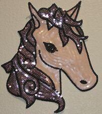 Sequin Patch: Dream Horse