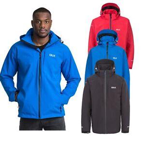 DLX-Kumar-DLX-Mens-Waterproof-Jacket-with-Hood-in-Blue-Red-amp-Black