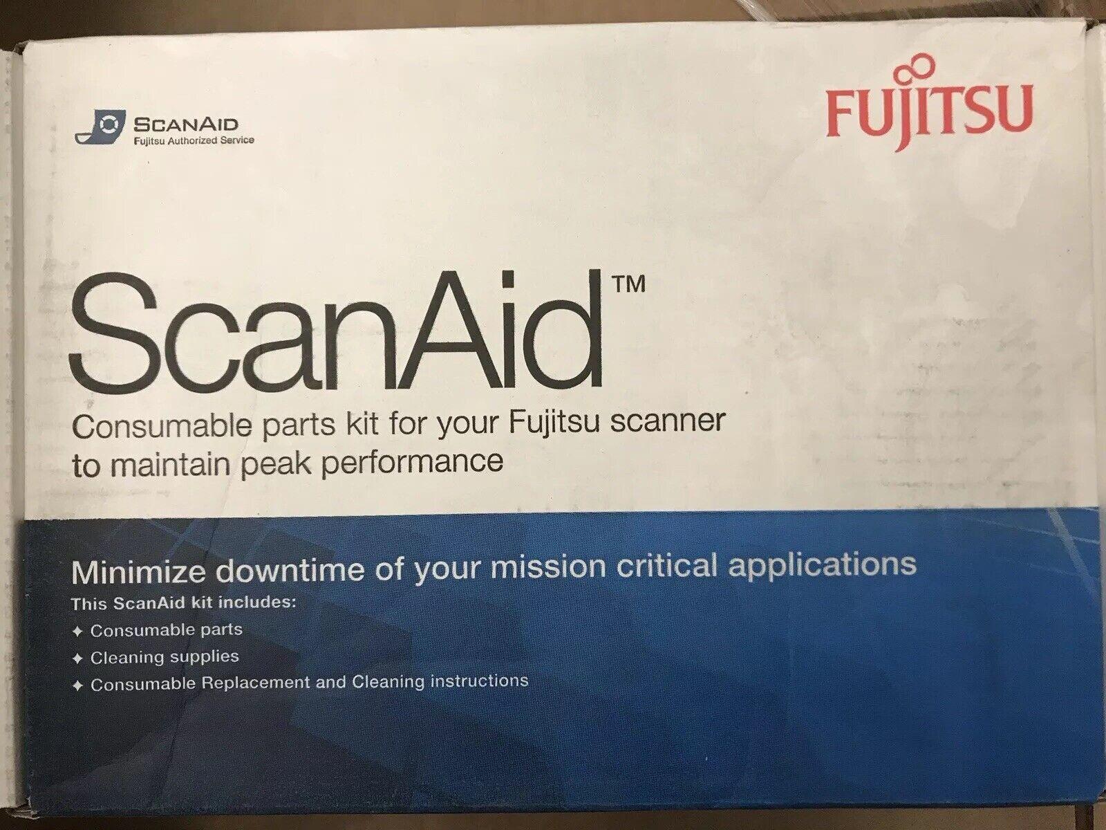 Fujitsu ScanAid Kit CG01000-280401