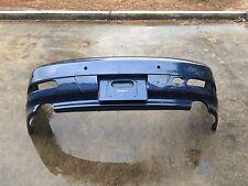 BMW OEM E63 E64 645 650 04-2007 REAR BUMPER COVER BLUE