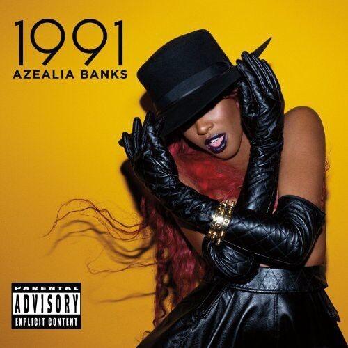 Azealia Banks - 1991 [New Vinyl] Explicit, Extended Play
