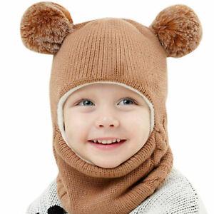 Gorros De Invierno Para Bebe PROTEGE Tu Cabeza Del Frío Con Estilo