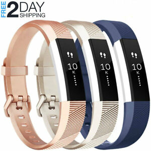 03 Pack Fitbit Alta HR Replacement Bands Wrist Adjustable