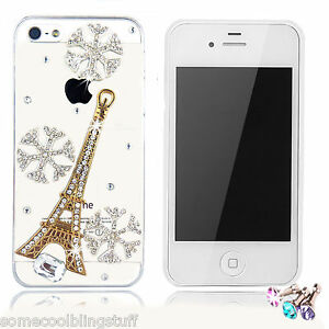 NEW-BLING-CLEAR-DESIGNER-DELUX-DIAMANTE-DIAMOND-CASE-COVER-FOR-IPHONE-4-4S-5-5S