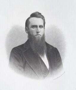 HORATIO-B-BUCK-M-D-Illinois-Physician-Civil-War-Surgeon-1876-Portrait-Print