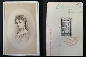 Celine-Chaumont-Vintage-albumen-print-CDV-Tirage-albumine-6-5x10-5