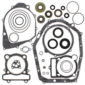Complete Top/Bottom End Gasket Kit Fits YAMAHA YFM350-U 2X4 1996 1997 1998 SF2