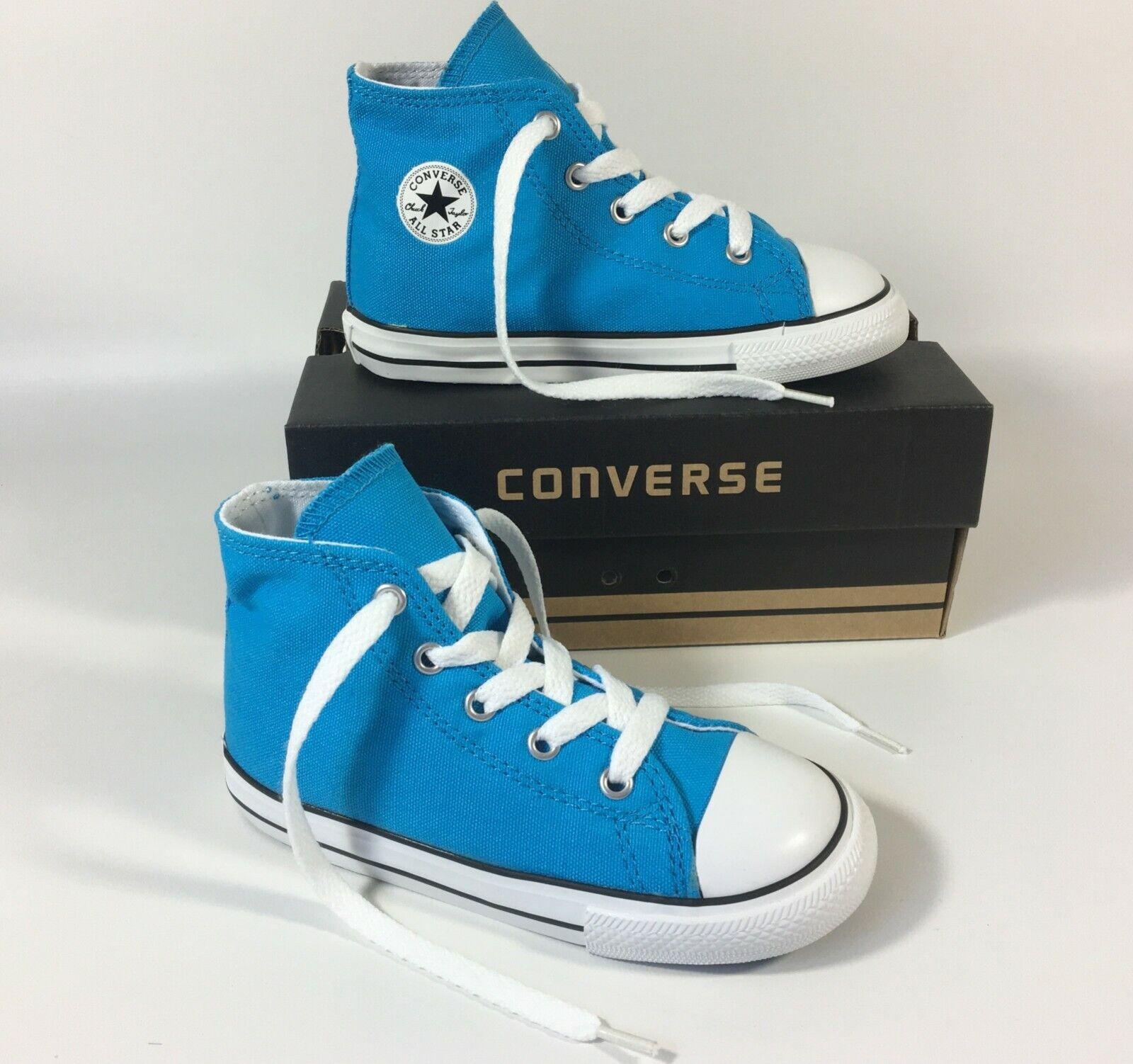 Kids Boys Converse All Star Vivid Blue