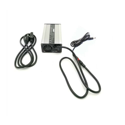 43.8V, 2A AC-to-DC Charger (DC Plug) for 36V LiFePO4 Batteries (BPC-3602DC)