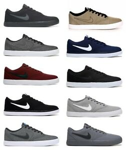 0c4a085a NIKE SB CHECK SOLARSOFT MENS SNEAKERS SHOES CANVAS SKATEBOARDING NIB ...