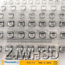 1uf 220uf 130pcs 13value Smd Aluminum Electrolytic Capacitor Assorted Kit Set