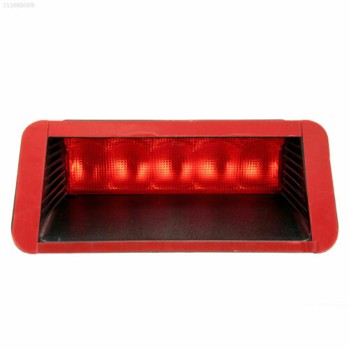 51DA Light Red SUV Car Plastics Lamp Universal Super Bright Brake Light