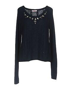 44 Maglione Donna Folies Blugirl Tg I212 Pullover Maglia H7wqOO